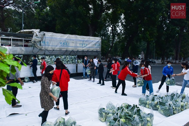 ĐH Bách khoa mua nông sản Hải Dương phát cho 2.000 cán bộ, giảng viên - 11