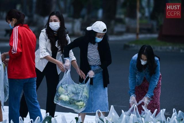 ĐH Bách khoa mua nông sản Hải Dương phát cho 2.000 cán bộ, giảng viên - 5
