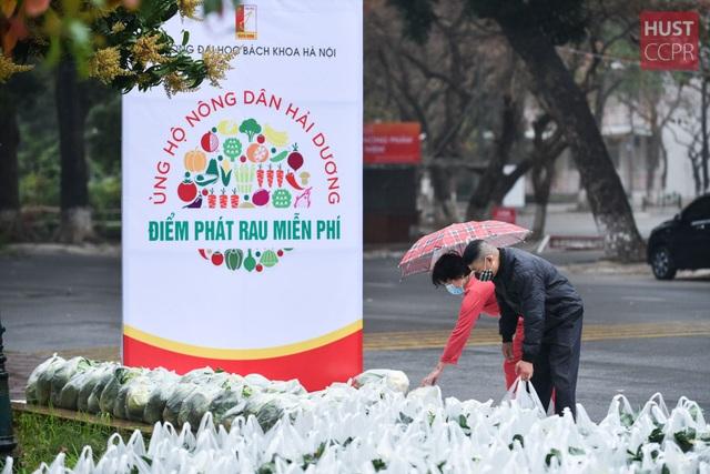 ĐH Bách khoa mua nông sản Hải Dương phát cho 2.000 cán bộ, giảng viên - 6