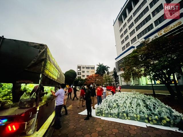 ĐH Bách khoa mua nông sản Hải Dương phát cho 2.000 cán bộ, giảng viên - 10