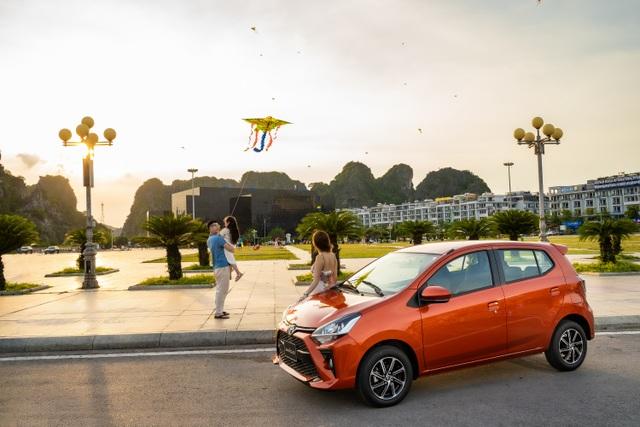 Sắp 8/3, Toyota Wigo chính là mẫu xe ưu tiên hàng đầu cho phái đẹp - 5