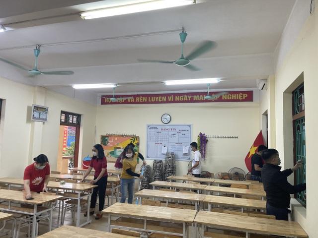 Hòa Bình: Từ 1/3, toàn thể học sinh đi học trở lại - 1
