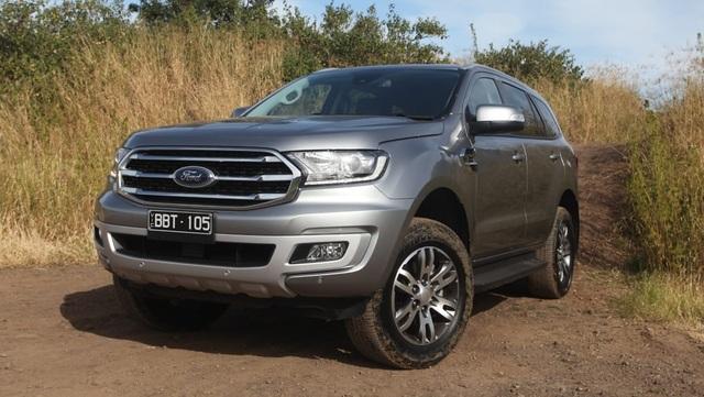 Ford Ranger, Everest sẽ có phiên bản hybrid sạc điện - 1
