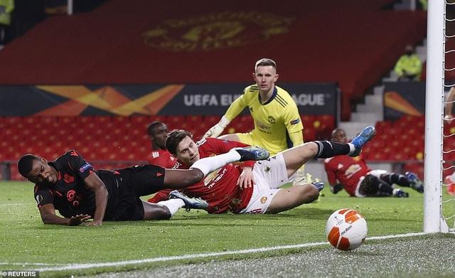 Những khoảnh khắc Man Utd vượt ải Sociedad để đi tiếp ở Europa League - 2