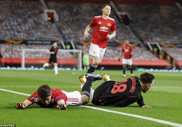 Những khoảnh khắc Man Utd vượt ải Sociedad để đi tiếp ở Europa League - 5
