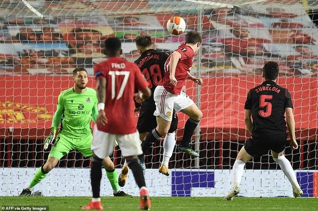 Những khoảnh khắc Man Utd vượt ải Sociedad để đi tiếp ở Europa League - 4
