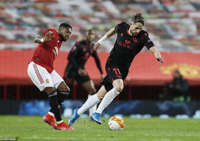 Những khoảnh khắc Man Utd vượt ải Sociedad để đi tiếp ở Europa League - 9
