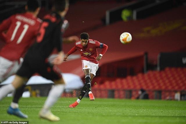 Những khoảnh khắc Man Utd vượt ải Sociedad để đi tiếp ở Europa League - 7