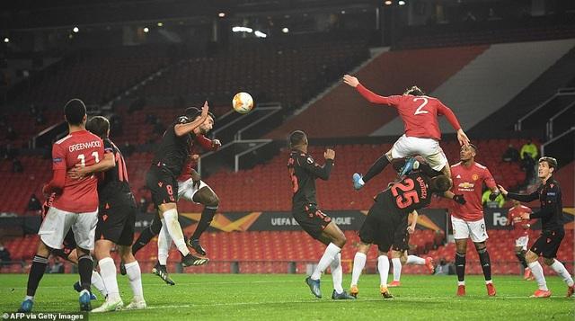 Những khoảnh khắc Man Utd vượt ải Sociedad để đi tiếp ở Europa League - 3