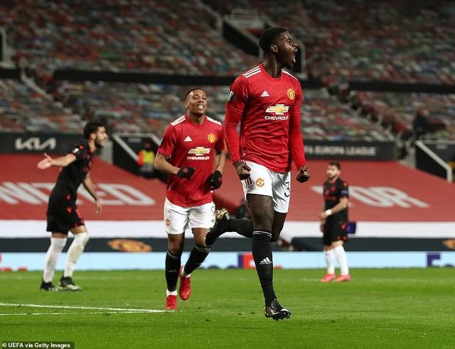 Những khoảnh khắc Man Utd vượt ải Sociedad để đi tiếp ở Europa League - 13