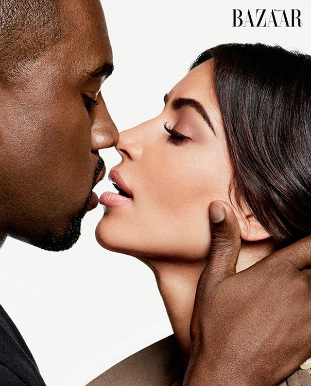 Kim Kardashian không cấm chồng gặp con - 4