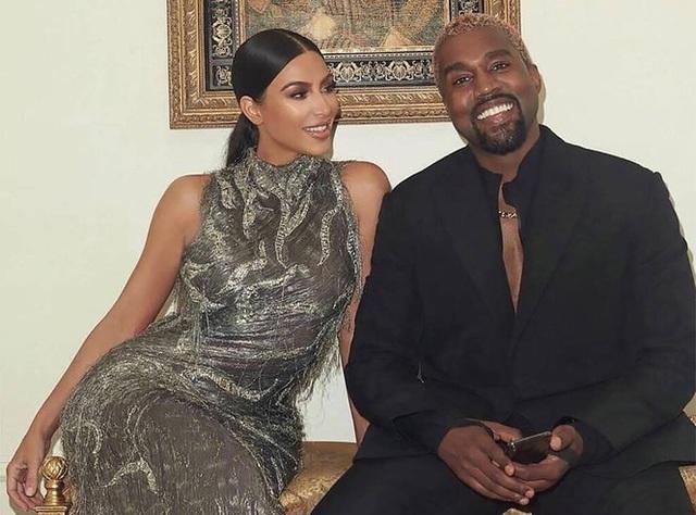 Kim Kardashian không cấm chồng gặp con - 6