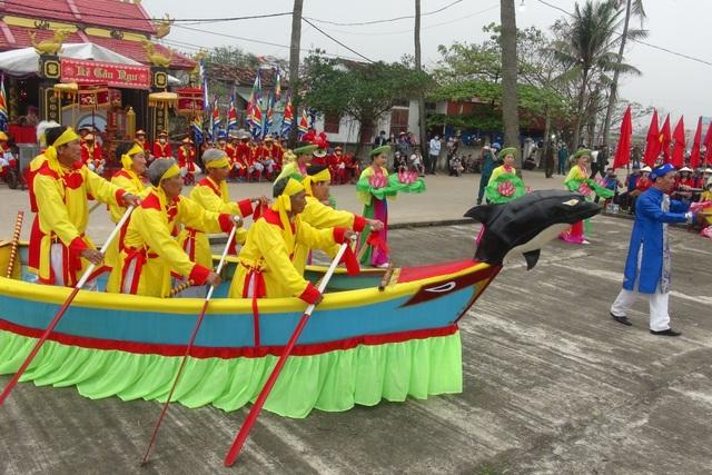 Độc đáo Lễ hội Cầu ngư đầu năm mới của ngư dân làng biển - 4