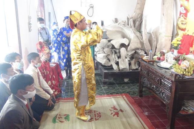 Độc đáo Lễ hội Cầu ngư đầu năm mới của ngư dân làng biển - 2