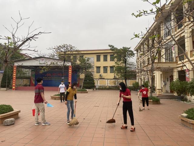 Hòa Bình: Từ 1/3, toàn thể học sinh đi học trở lại - 2