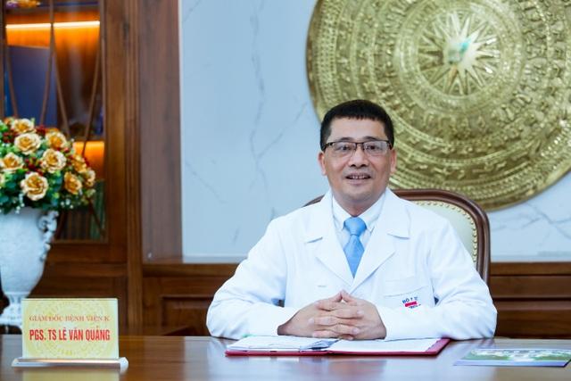 Nhiệm vụ đặc biệt của bác sĩ 23 năm cứu chữa bệnh nhân ung thư - 2
