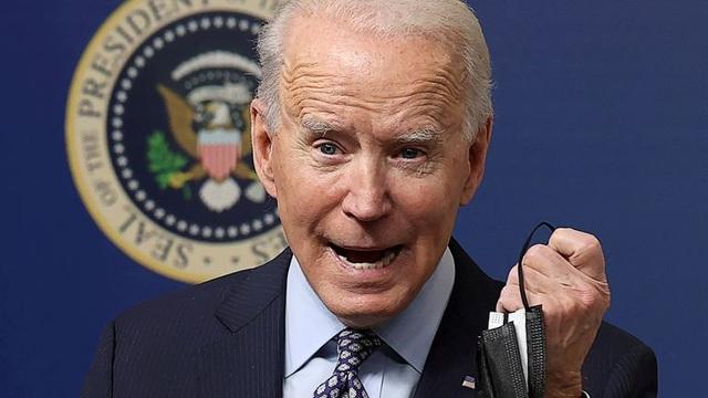 Đòn không kích nắn gân Iran của chính quyền Biden - 1