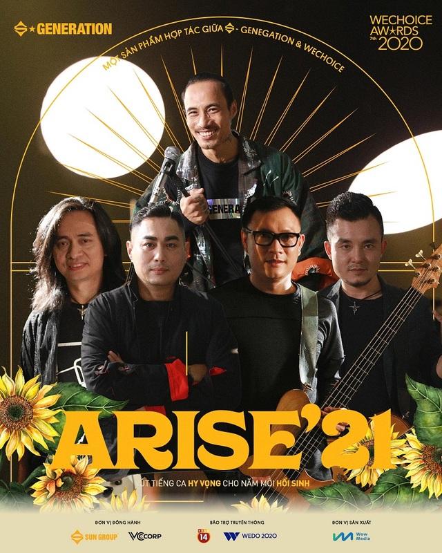 Dàn sao khủng nói gì về MV Arise21 - Ta sẽ hồi sinh? - 2
