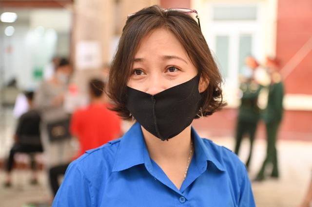 Hà Nội: Cô giáo trẻ vận động 50 người tham gia thử nghiệm vắc xin Coivd-19 - 1