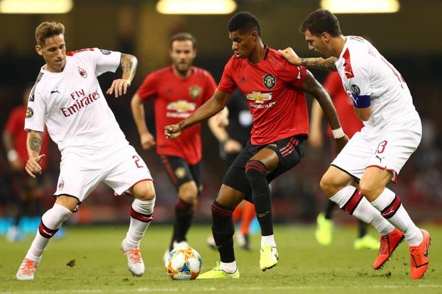 Man Utd đại chiến AC Milan, Tottenham và Arsenal dễ thở - 2