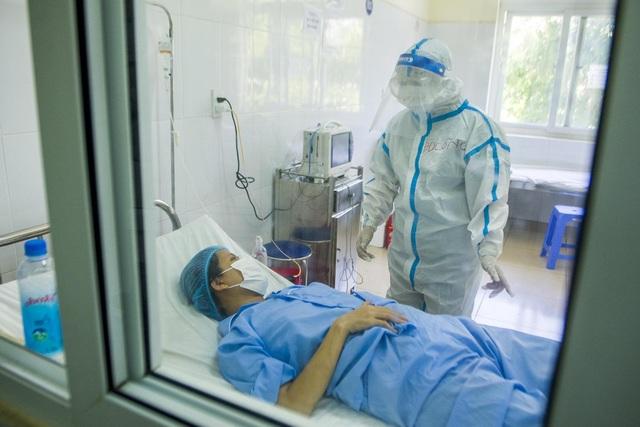 Chuyện về nữ điều dưỡng trưởng của bệnh viện dã chiến ở Đà Nẵng - 1