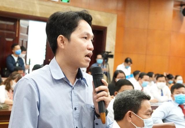 Chủ tịch phường kiến nghị mở sàn giao dịch công chức - 2