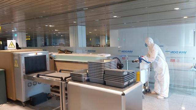 Mở cửa khai thác trở lại Cảng hàng không quốc tế Vân Đồn từ ngày 3/3 - 3