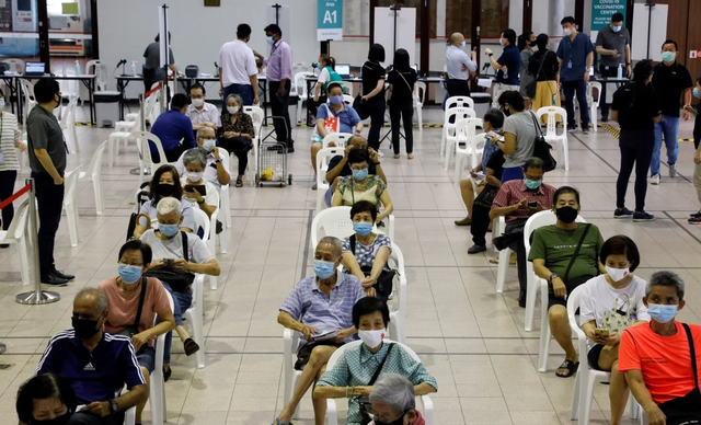 Hành trình khó hiểu của lô vắc xin Covid-19 Trung Quốc tại Singapore - 1