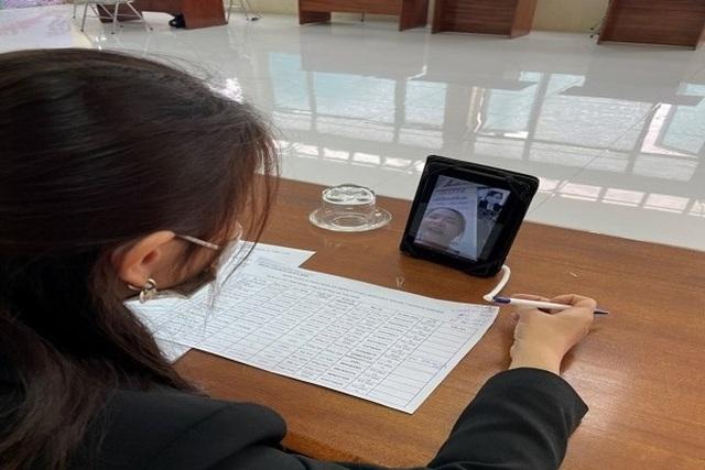 Né Covid-19: Tư vấn việc làm tới lao động Quảng Bình qua Zalo, Facebook  - 1