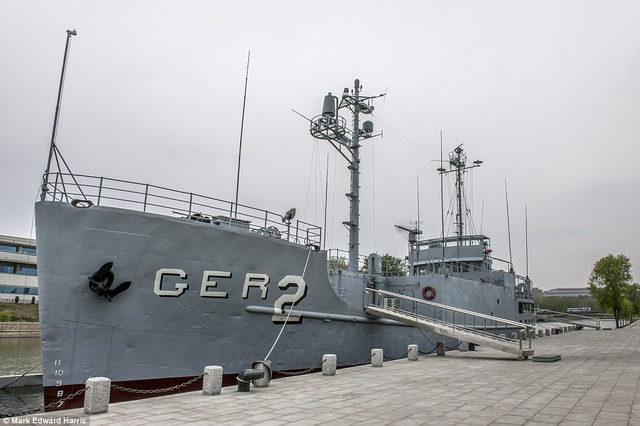 Tòa án Mỹ yêu cầu Triều Tiên bồi thường 2,3tỷ USD vụ bắt tàu do thám - 1