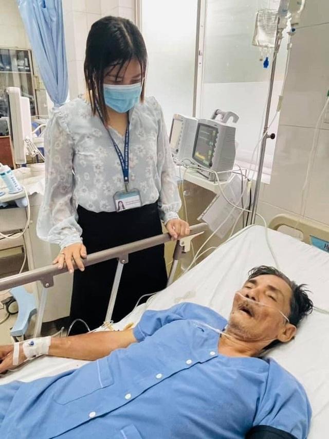 Diễn viên Thương Tín đột quỵ, sức khỏe nguy kịch - 2