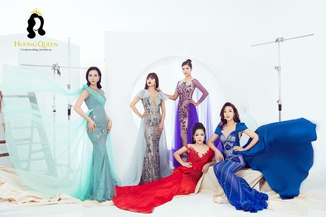 Mê mẩn sắc màu tình yêu trong BST mới ra mắt từ thương hiệu Hương Queen - 3