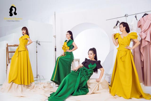 Mê mẩn sắc màu tình yêu trong BST mới ra mắt từ thương hiệu Hương Queen - 4