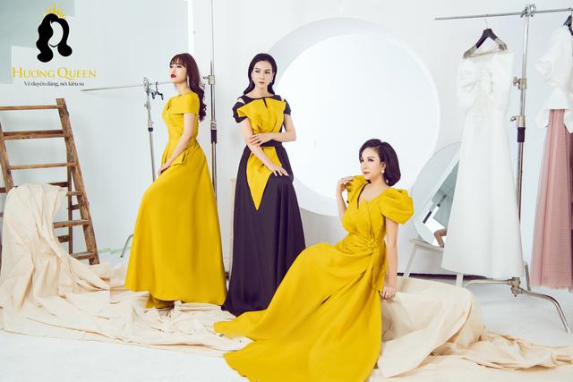 Mê mẩn sắc màu tình yêu trong BST mới ra mắt từ thương hiệu Hương Queen - 5
