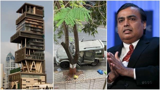 Tỷ phú Ấn Độ bị đe dọa khủng bố trước ngày trở lại ngôi giàu nhất châu Á - 1