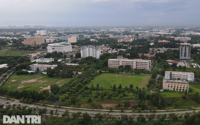 TPHCM: Dành 10ha trong khu Đại học Quốc gia để tái định cư - 1