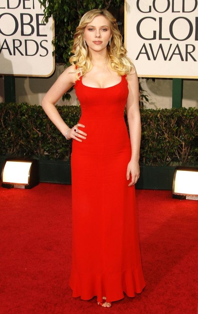 Những bộ váy đẹp lộng lẫy trên thảm đỏ Quả Cầu Vàng - 3