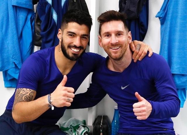 Messi mở quán bar hàng xóm với bạn thân Luis Suaez - 5