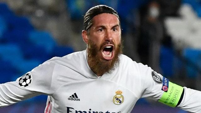 Sergio Ramos đồng ý ở lại Real Madrid để trở thành huyền thoại - 1