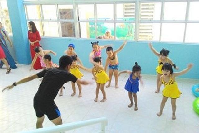 Tăng cường số lượng hồ bơi cho trẻ em để phòng đuối nước - 2