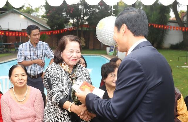 Đầm ấm Tết cộng đồng của người Việt tại Nam Phi - 3