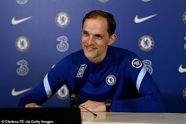 HLV Thomas Tuchel quyết giúp Chelsea chiến thắng để rửa hận Man Utd - 3