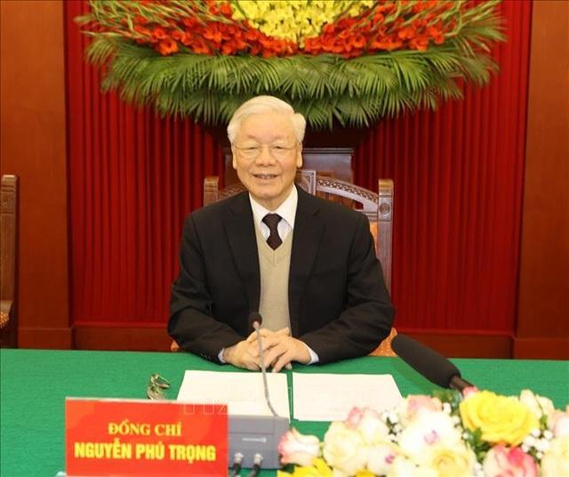 Bộ Chính trị gặp mặt các nguyên Ủy viên Bộ Chính trị, Ban Bí thư - 2