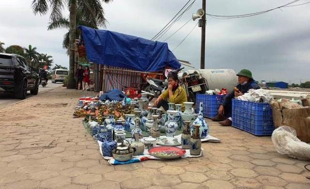 Nam Định: Người làm nghề bán hàng thời vụ ở đền Trần thất thu đầu năm - 4