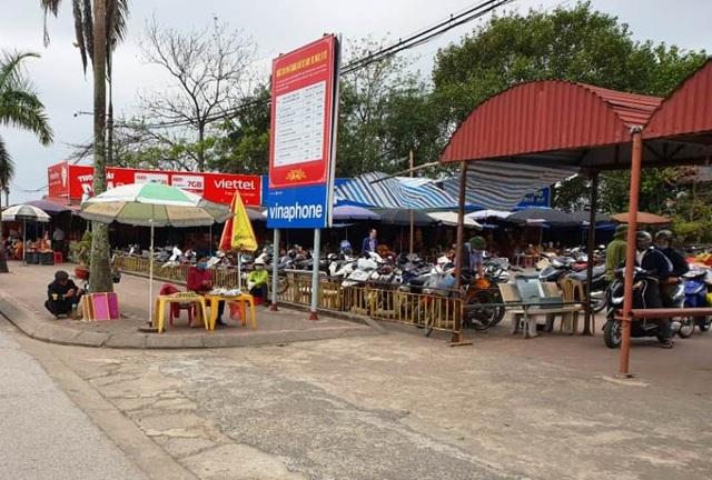 Nam Định: Người làm nghề bán hàng thời vụ ở đền Trần thất thu đầu năm - 3