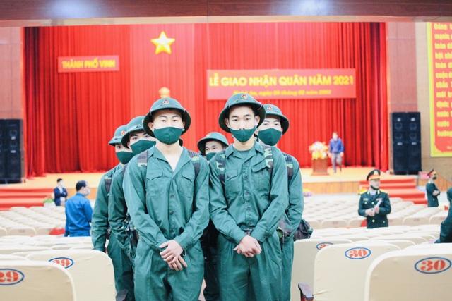Hơn 4.300 thanh niên được xét nghiệm Covid-19, sẵn sàng lên đường nhập ngũ - 2