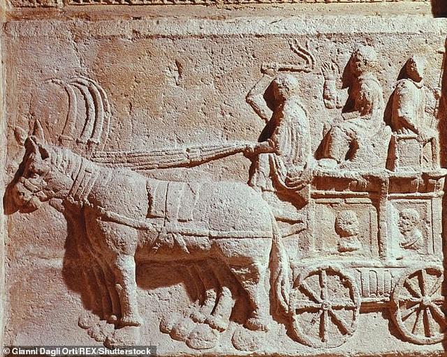 Chiến xa La Mã nguyên vẹn nhất vừa được tìm thấy - 10