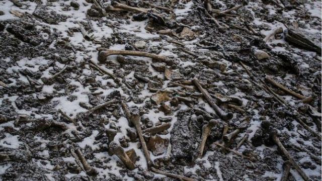 Bí ẩn khó hiểu về hồ xương người chứa hàng trăm hài cốt ở độ cao hơn 5.000m - 2
