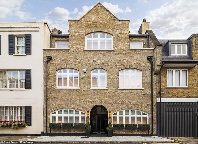 Con nhà đại gia chi hơn 4 tỷ đồng thuê căn nhà đắt đỏ ở London trọ học - 1