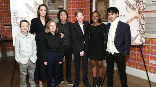 Diễn viên Angelina Jolie: Không giải thích cho con kiểu chuyện cổ tích - 3